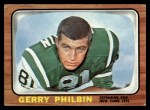 1966 Topps #98  Gerry Philbin  Front Thumbnail