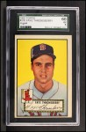1952 Topps #376  Faye Throneberry  Front Thumbnail