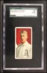 1909 T206 PHL Eddie Collins  Front Thumbnail