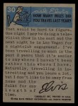 1956 Topps / Bubbles Inc Elvis Presley #30   Elvis the Actor Back Thumbnail