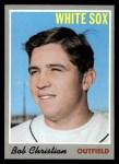 1970 Topps #51  Bob Christian  Front Thumbnail