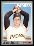 1970 Topps #151  Dave Roberts  Front Thumbnail
