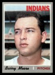1970 Topps #366  Barry Moore  Front Thumbnail