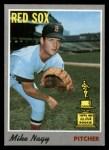 1970 Topps #39  Mike Nagy  Front Thumbnail