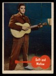 1956 Topps / Bubbles Inc Elvis Presley #5   Soft and Mellow Front Thumbnail