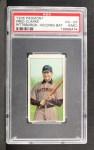 1909 T206 #91 BAT Fred Clarke  Front Thumbnail