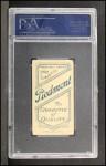 1909 T206  Dutch Revelle  Back Thumbnail