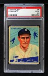 1934 Goudey #5  Ed Brandt  Front Thumbnail