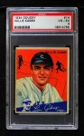 1934 Goudey #14  Willie Kamm  Front Thumbnail