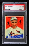 1934 Goudey #48  Tex Carleton  Front Thumbnail