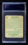 1934 Goudey #57  Bill Swift  Back Thumbnail