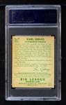 1934 Goudey #58  Earl Grace  Back Thumbnail