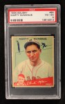 1934 Goudey #80  Marty McManus  Front Thumbnail