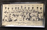1913 T200 Fatima #6   Philadelphia Nationals Front Thumbnail