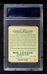1933 Goudey #82  Dib Williams  Back Thumbnail
