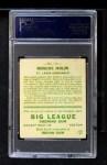 1933 Goudey #173  Roscoe Holm  Back Thumbnail