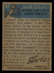 1956 Topps / Bubbles Inc Elvis Presley #37   Strumming for Fun Back Thumbnail