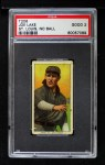 1909 T206 xBALL Joe Lake  Front Thumbnail