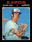 1971 Topps #42 xLGT Boots Day  Front Thumbnail