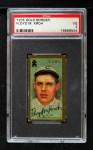 1911 T205 #100  Rube Kroh  Front Thumbnail
