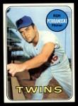 1969 Topps #77 ERR Ron Perranoski   Front Thumbnail