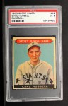 1933 Goudey Sport Kings #42  Carl Hubbell   Front Thumbnail