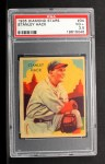 1935 Diamond Stars #34  Stan Hack   Front Thumbnail