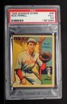1935 Diamond Stars #48  Rick Ferrell   Front Thumbnail