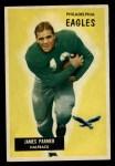 1955 Bowman #135  James Parmer  Front Thumbnail