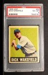 1948 Leaf #50  Dick Wakefield  Front Thumbnail