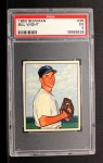 1950 Bowman #38  Bill Wight  Front Thumbnail