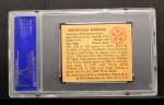 1950 Bowman #204 CPR Granny Hamner  Back Thumbnail