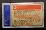 1952 Topps #52 RED Don Mueller  Back Thumbnail