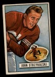 1951 Bowman #69  John Strzykalski  Front Thumbnail