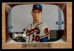 1955 Bowman #43  Bob Buhl  Front Thumbnail