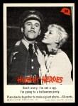 1965 Fleer Hogan's Heroes #30   Don't Worry I'm Not Spy Front Thumbnail