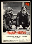1965 Fleer Hogan's Heroes #7   It's Not Tunnel Klink We're Front Thumbnail