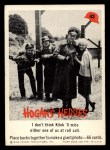 1965 Fleer Hogan's Heroes #42   I Don't Think Klink'll Miss Front Thumbnail