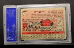 1958 Topps #35 YT Don Mossi  Back Thumbnail