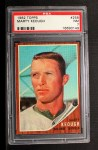 1962 Topps #258  Marty Keough  Front Thumbnail