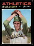 1971 Topps #238  Chuck Dobson  Front Thumbnail