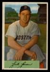 1954 Bowman #2  Jackie Jensen  Front Thumbnail