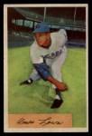 1954 Bowman #157  Omar Lown  Front Thumbnail