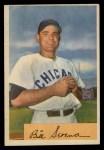 1954 Bowman #93 ALL Bill Serena  Front Thumbnail
