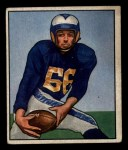 1950 Bowman #124  Jack Zilly  Front Thumbnail
