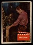1956 Topps / Bubbles Inc Elvis Presley #48   Farm Chores Front Thumbnail
