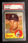 1963 Topps #494  Phil Regan  Front Thumbnail