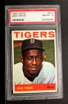 1964 Topps #272  Jake Wood  Front Thumbnail