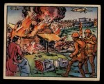 1938 Gum Inc. Horrors of War #148   Clearing the Battlefield for Action in China Front Thumbnail