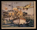 1938 Gum Inc. Horrors of War #54   U.S.S. Panay Sinks as Crew Abandons Ship Front Thumbnail